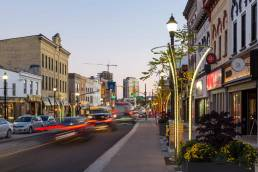 Downtown-Waterloo