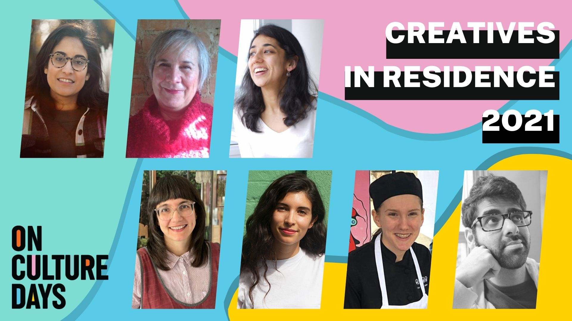 Creatives in Residence 2021