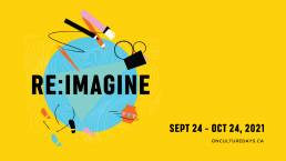 Image: Ontario Culture Days Festival poster,